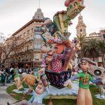 バレンシアの火祭り Fallas de Valencia