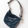 旅行用の軽量ショルダーバッグを購入。定番の品をいつでも選べるしあわせ