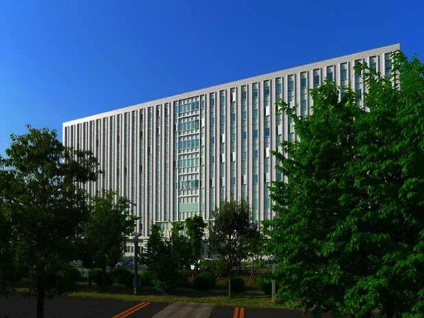 東京地方裁判所立川支部の外観