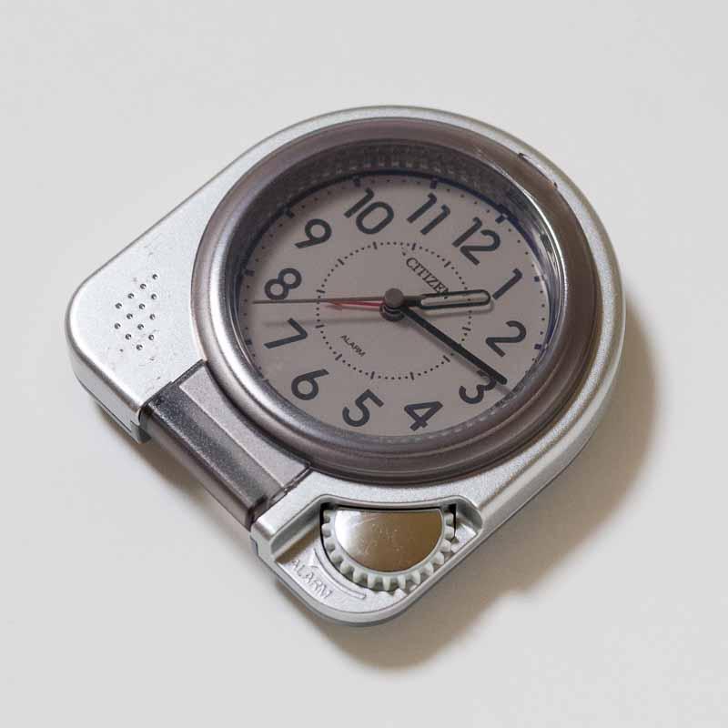 旅行用の時計 546
