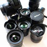 レンズ清掃のプロが使う道具で愛用レンズをクリーニング