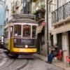 下町風情にあふれるリスボン旧市街