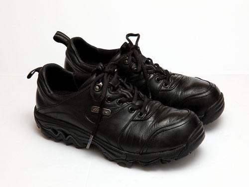 スペイン巡礼で履いた靴