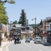 高野山に宿泊した。日本最高の霊場で、死者たちに祈りを深める