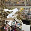 「世界の美しい書店ベスト20」に選ばれた、リスボンのカフェ書店 Ler Devagar
