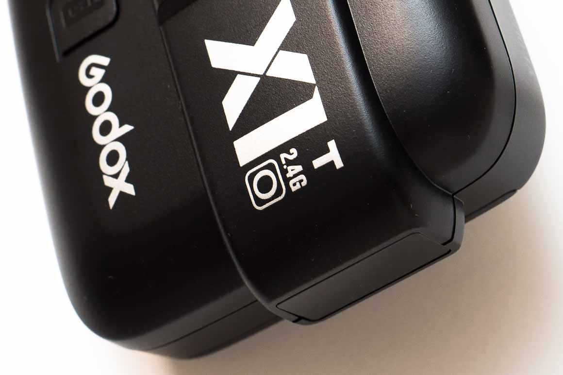 Godox製無線ストロボのトリガー4