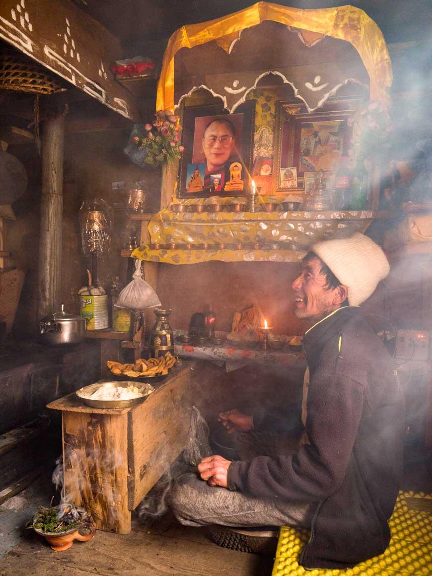 ランタン村の茶屋