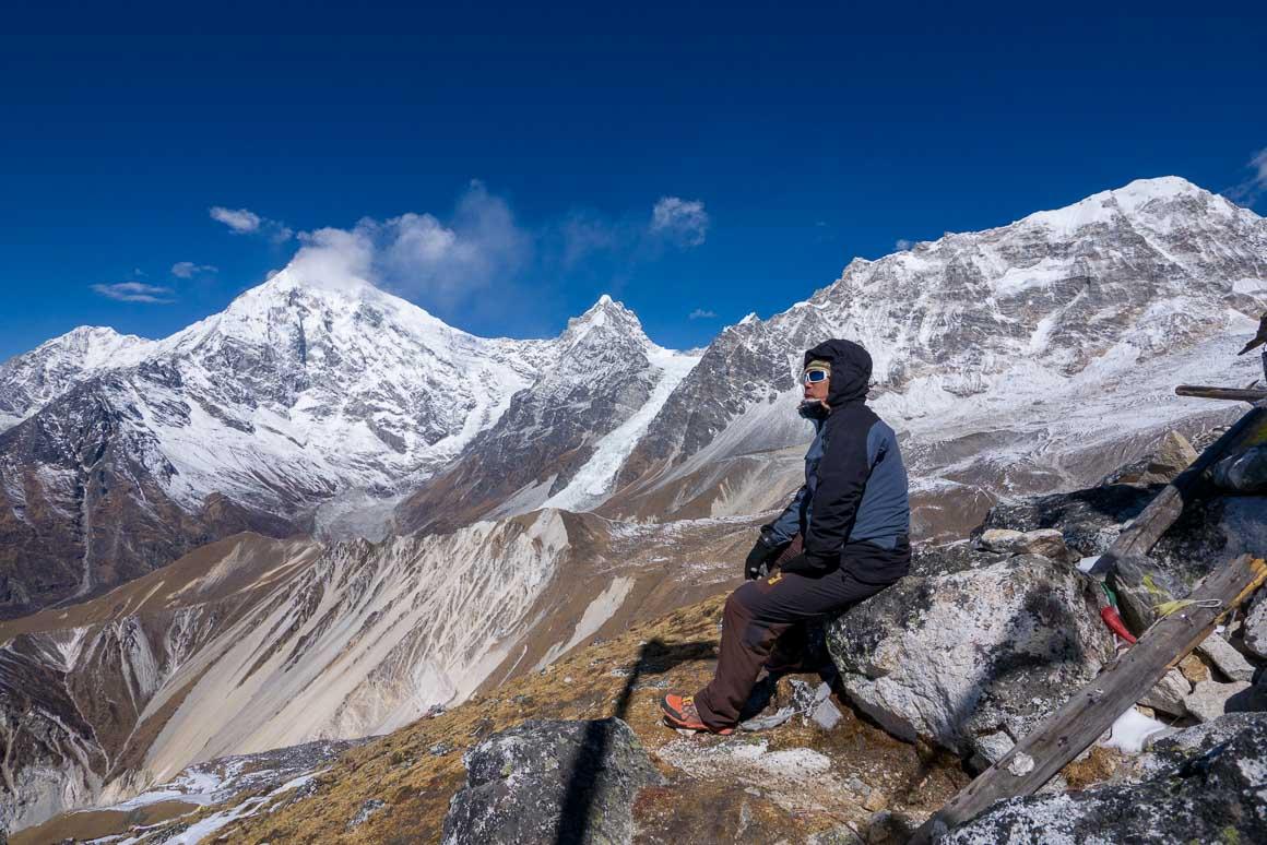 ツェルゴリ山頂5