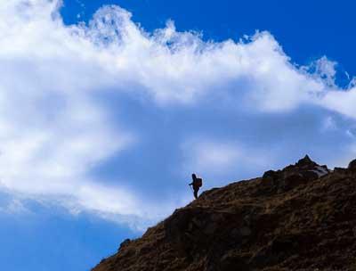 世界でいちばん美しい渓谷へ行く、ランタン トレッキング【前編】