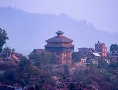 いにしえのネパールを探して、ヘリテイジホテルに泊まる