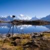 水面鏡に映るエベレストの写真を撮るために、片道一週間かけて山に登った話