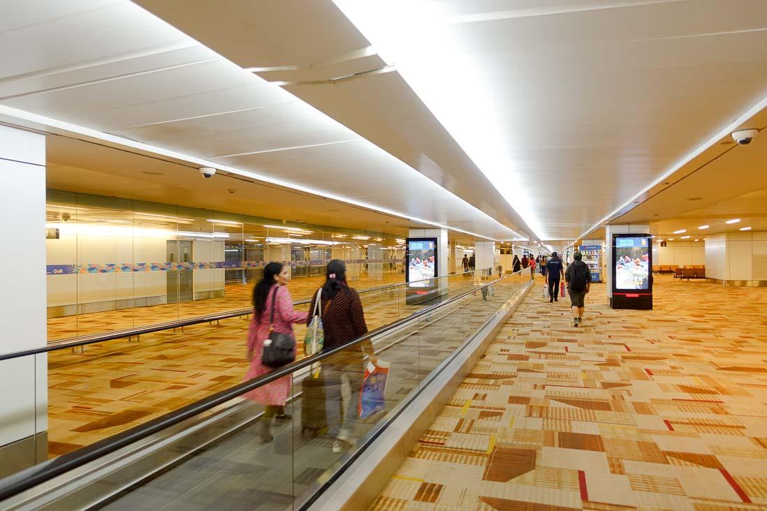 インディラ ガーンディー国際空港ターミナル3