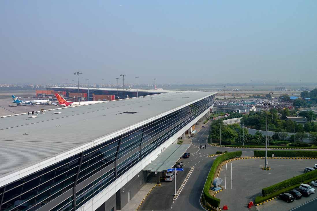 インディラ ガーンディー国際空港T3