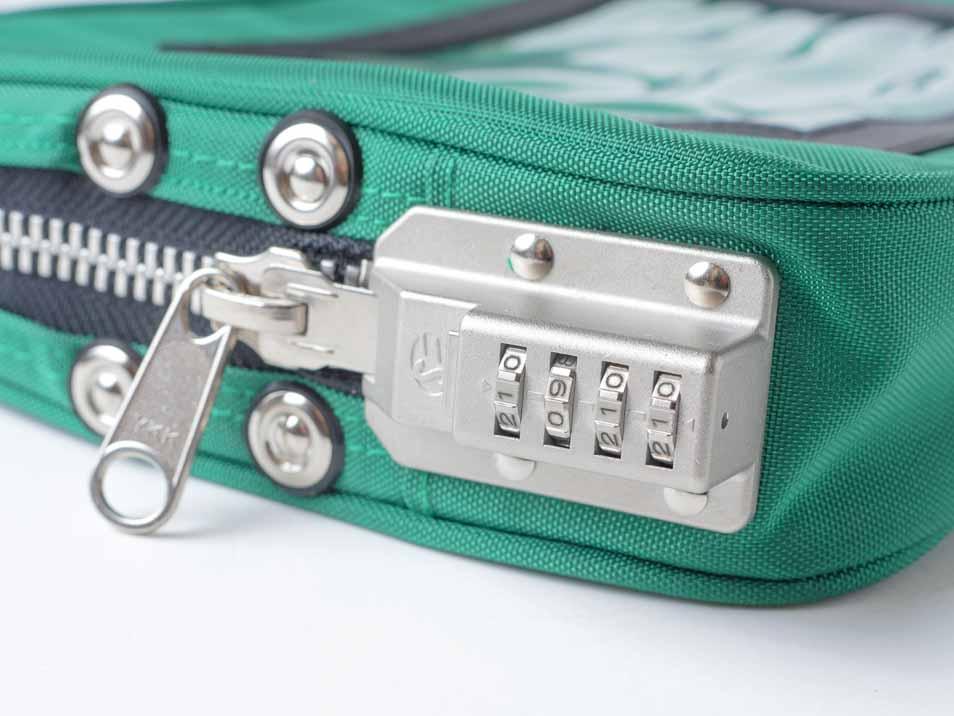 サンエイ ダッフル集金鞄SED-1の鍵