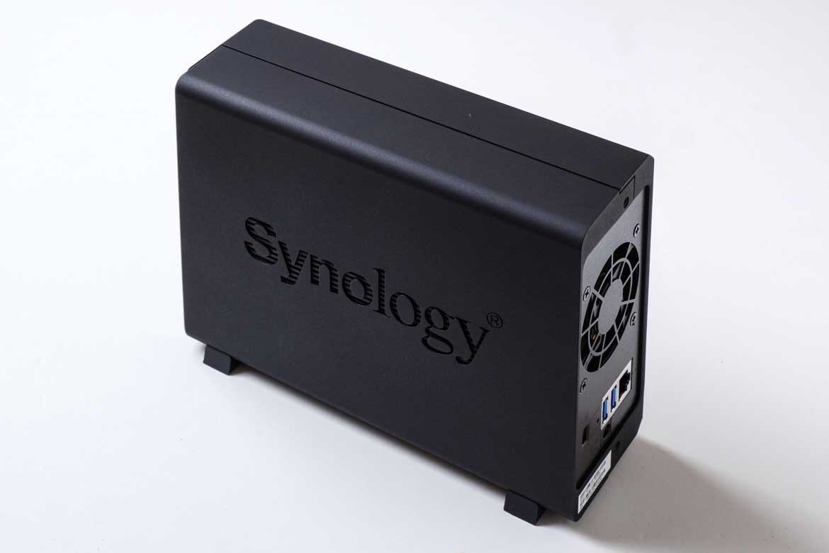 Synology DiskStation DS118 本体