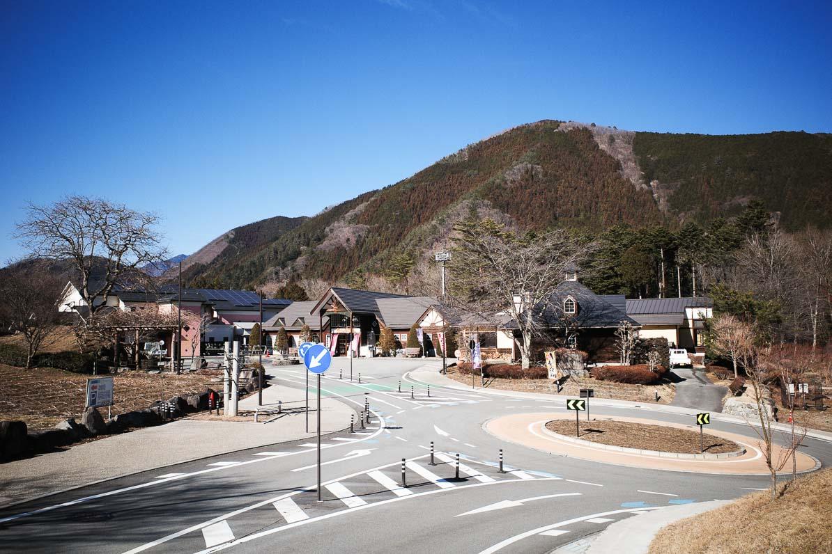 小菅村の道の駅