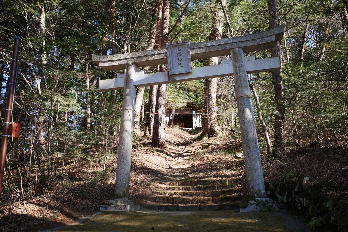 小菅村の神社